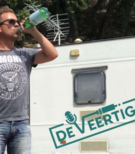 De Veertigers over vakanties: Creperen op een luchtbedje