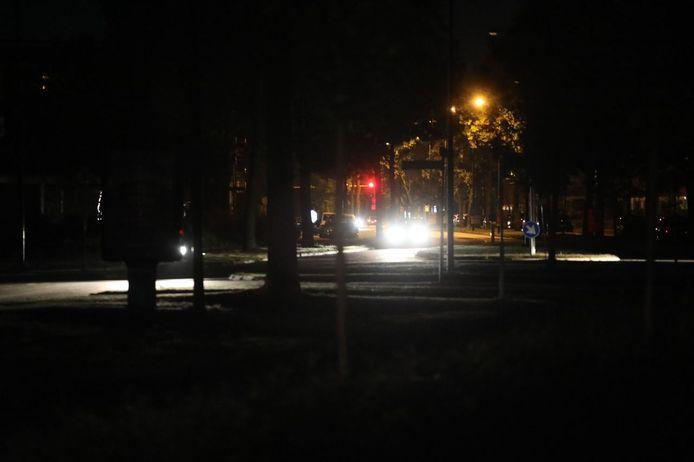 Tweeduizend huishoudens zaten gisterenavond zonder stroom in Apeldoorn door een storing bij netbeheerder Liander.
