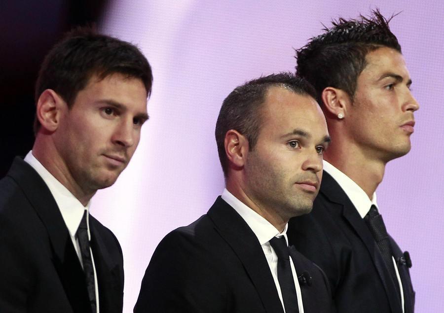 Une chose est certaine: Lionel Messi n'a jamais été sifflé par le public du Barça.