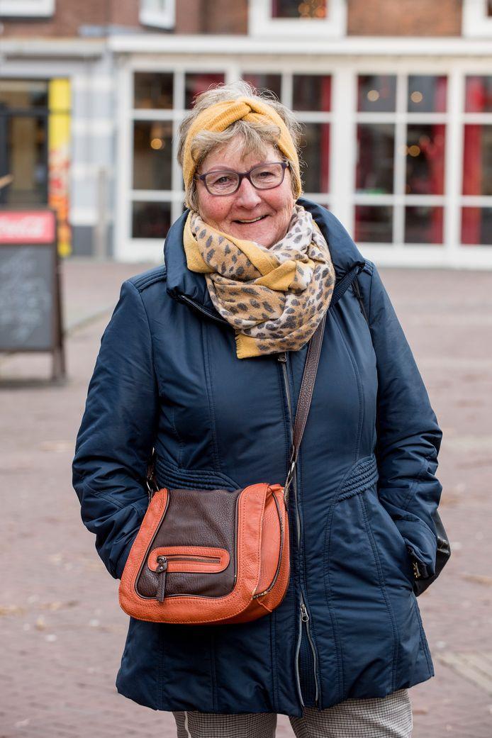 Yvonne Henzen.