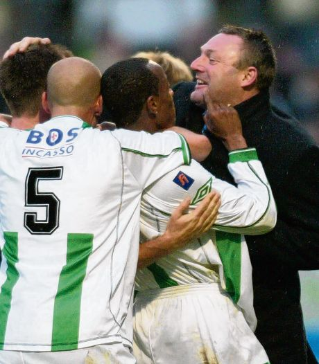 Ron Jans voelt de liefde voor FC Groningen, alleen nu even niet