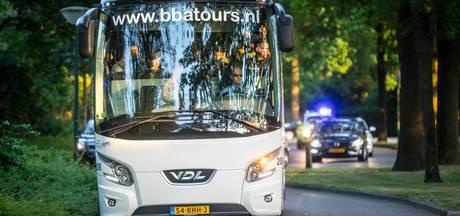 Werkzaamheden: Bussen vervoeren treinreizigers tussen Deventer en Zwolle