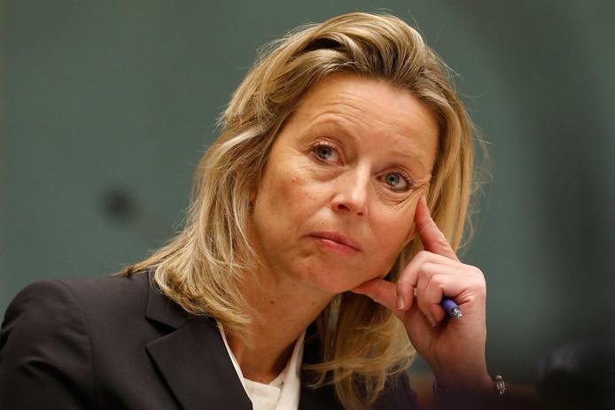 Kajsa Ollongren, Minister van Binnenlandse Zaken en Koninkrijksrelaties