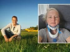 Doodzieke moeder Marina krijgt bijzondere hulp van piloot Bert uit Apeldoorn: 'Ik wil het groot aanpakken'