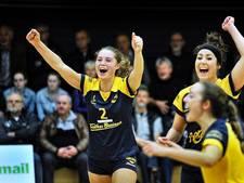 Volleybalster Esther Cramer uit Westelbeers trekt opnieuw naar België