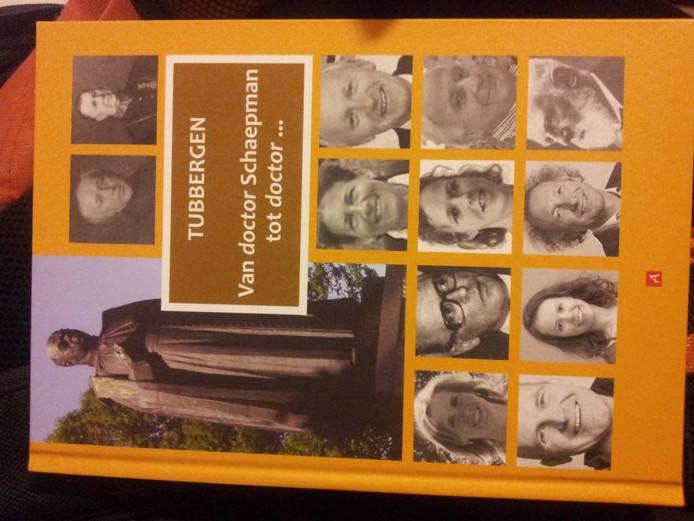 Het boek Tubbergen, Van doctor Schaepman tot doctor wordt zaterdag gepresenteerd.