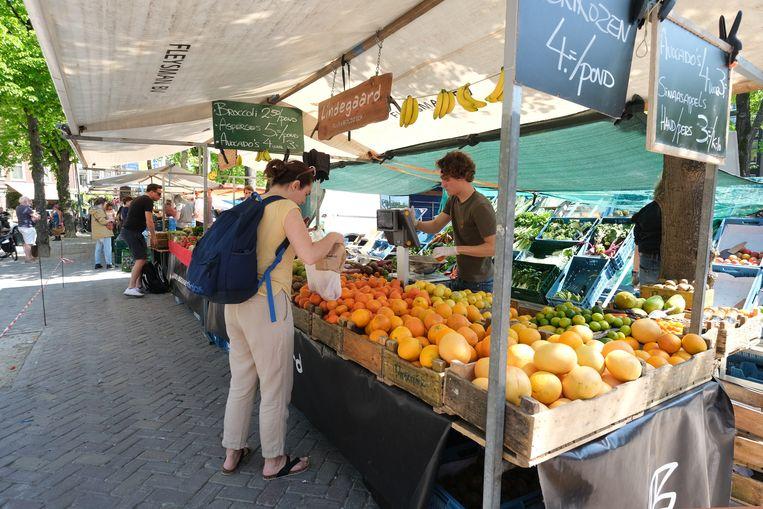 De reguliere en intensieve landbouw is er niet bij gebaat dat biologische producten het predicaat 'gezonder' mogen dragen. Beeld Getty Images