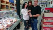 Eerste Roemeense kruidenier in Zichem