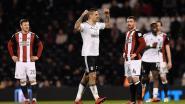 """FT buitenland: Mitrovic scoort aan lopende band na gemiste transfer naar Anderlecht - Hazard over transfer Carrasco: """"Een bizarre keuze"""""""