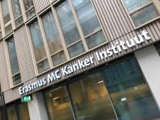 Erasmus MC Kanker Instituut kleurt vijf avonden rood