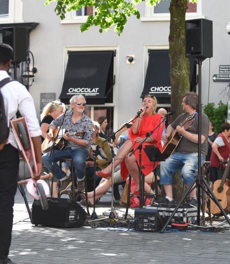 Muziek heerst weer in kroegen van Breda