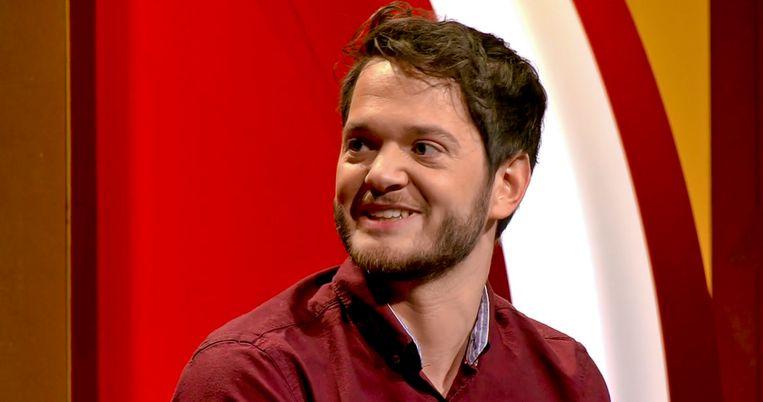 Mattijs Govaerts mag opdraven in de eerste aflevering.