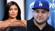 Kylie Jenner moet halfbroer Rob Kardashian redden van bankroet