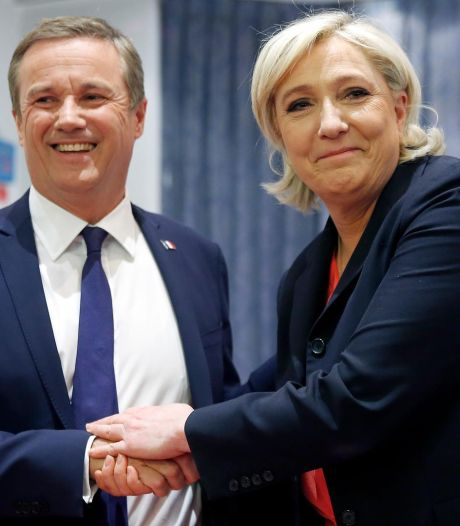 Dupont-Aignan - Le Pen: les dessous de l'alliance