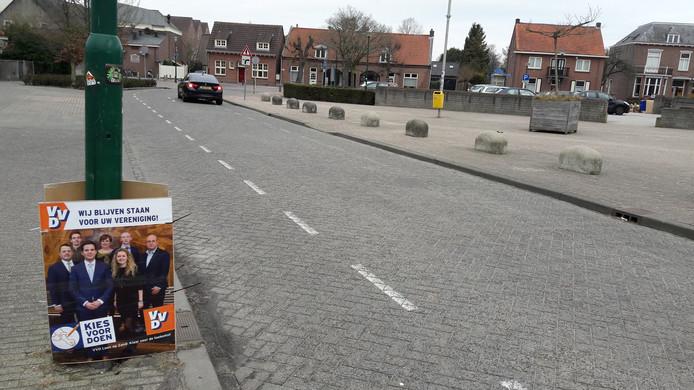 De VVD verloor een zetel bij de gemeenteraadsverkiezingen.