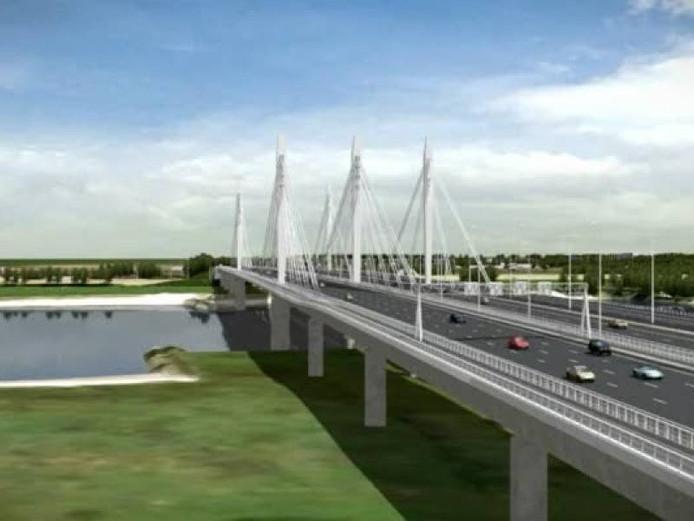 De brug bij Ewijk gaat de Tacitusbrug heten.