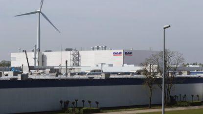 DAF Trucks start maandag (voorzichtig) de productie weer op