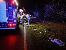 Bij Floraplein doodgereden trucker  'liep in het donker op de weg'