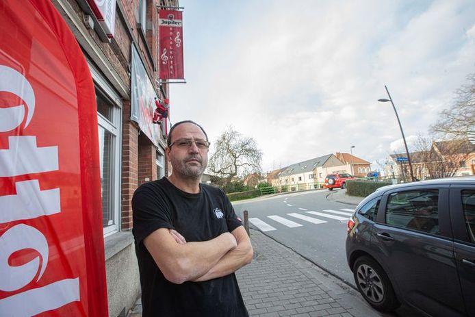 Yves Debrael, témoin du drame