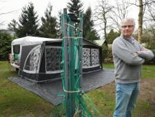 Campings op de Utrechtse Heuvelrug blijven open, maar de burgemeester zegt: blijf thuis