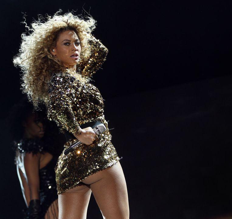 Het nieuwe album van de popster is een manifest voor de liefde en de zwarte vrouw. Beeld anp