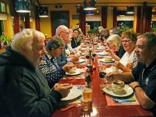 Samen tafelen in Terhole en Graauw