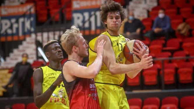 Oostende wint baskettopper tegen Antwerp, Bergen blijft foutloos