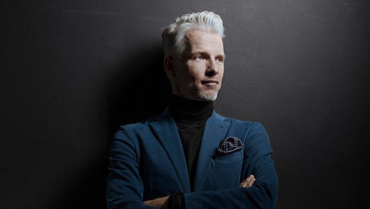 Arno Kantelberg: 'We maken een blad voor hetero-mannen. Homo's en vrouwen mogen meelezen, maar zijn niet onze doelgroep.' Beeld Frank Ruiter/Lumen