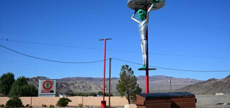 Grap loopt uit de hand: 1,7 miljoen mensen willen aliens gaan zoeken op geheime basis Area 51