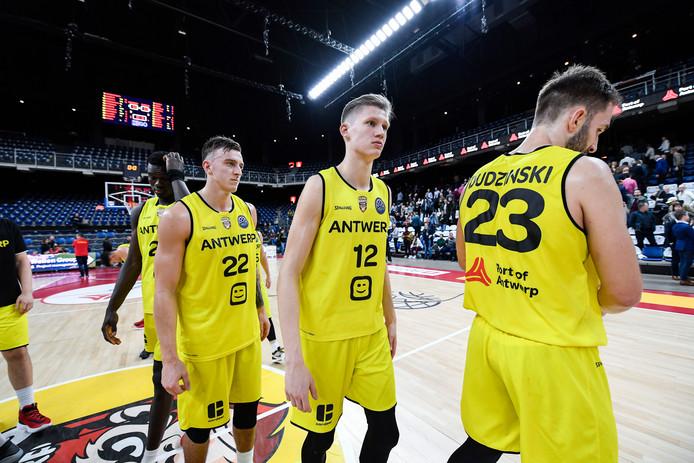 Six défaites en huit rencontres pour Anvers.