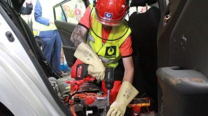 Galloo mag nu als eerste in Vlaanderen batterijen elektrische auto's verwijderen