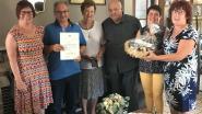 Isidoor en Marie Louise vieren 60ste huwelijksverjaardag
