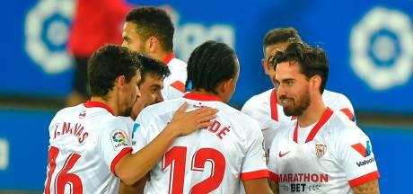 Sevilla komt tegen Alavés op het nippertje goed weg