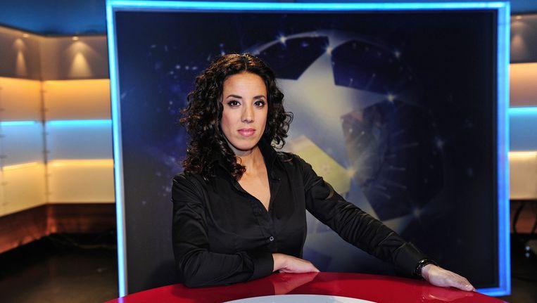 Aicha Marghadi Beeld null