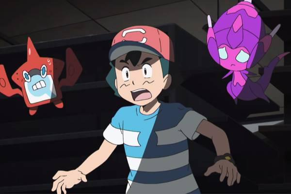 Pokémon: Zon & Maan Ultra-Avonturen
