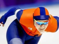Zwolse Lotte van Beek vervangt Leenstra op 500 meter Olympische Spelen