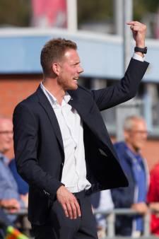 Trainer Veenstra verlengt zijn contract bij ASWH: 'Er waren meer plussen dan minnen'