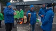 Staking : arbeiders Recticel en Omnichem niet aan het werk