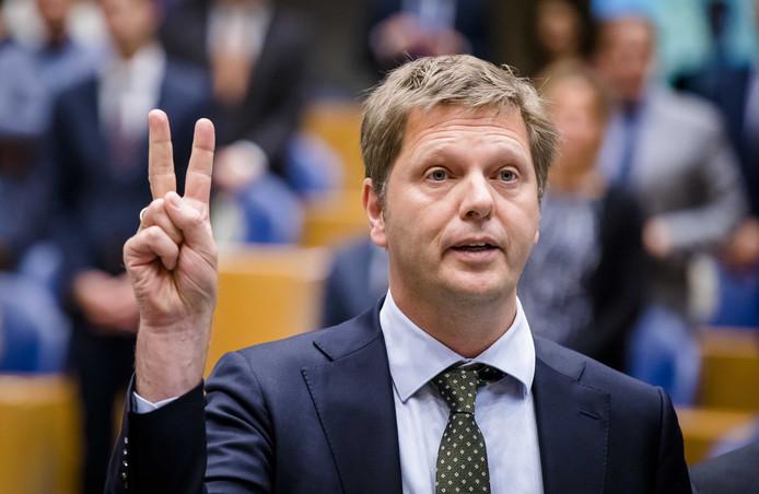 Matthijs Sienot (D66).