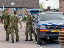 EOD haalt oude granaten en mijn uit woning in Nieuw-Lekkerland
