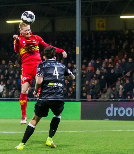 EINDE: GA Eagles - FC Den Bosch: 0-0