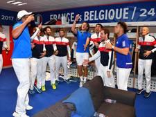 Franse tennissers na 13 jaar weer op eerste plek