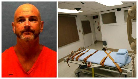 Patrick Hannon werd gisteren geëxecuteerd in Florida.