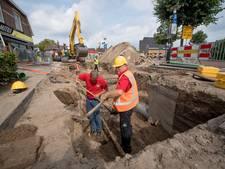 Nieuwe fase reconstructie Nijverdalsestraat Wierden ingeluid