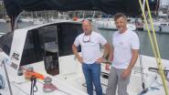 Belgische zeilboot 'Blackfish' zeilt Atlantische Oceaan over met belangrijk doel