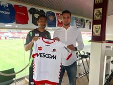 Verdediger Dylan de Braal tekent een contract bij Helmond Sport