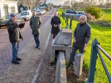 Stroomgatpaaltje herinnert aan het verwoestende water van 1953: 'Vijf huizen spoelden het dorp in'