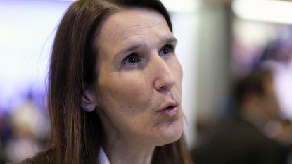 Premier Sophie Wilmès sceptisch over voorlopige regering