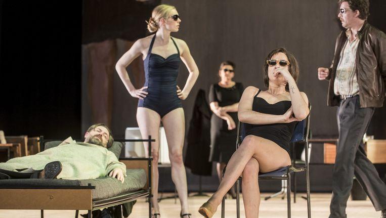 Het Gelukzalige, door De Mexicaanse Hond en Olympique Dramatique Beeld Ben van Duin