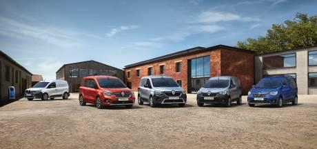 Kangoo én Express: Renault onthult ineens twee 'nieuwe' bestelwagens